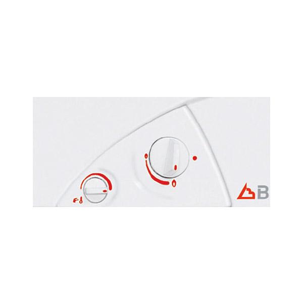 biasi-scaldabagno-scaldino-gas-lt-11-litri-camera-aperta-metano-scaldacqua-scaldaqua-11-a-bianco-display