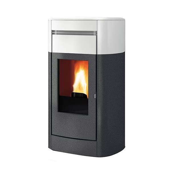 edilkamin-termostufa-stufa-a-pellet-vyda-h-ekleaner-kw-22,5-colore-bianco-opaco-laterale