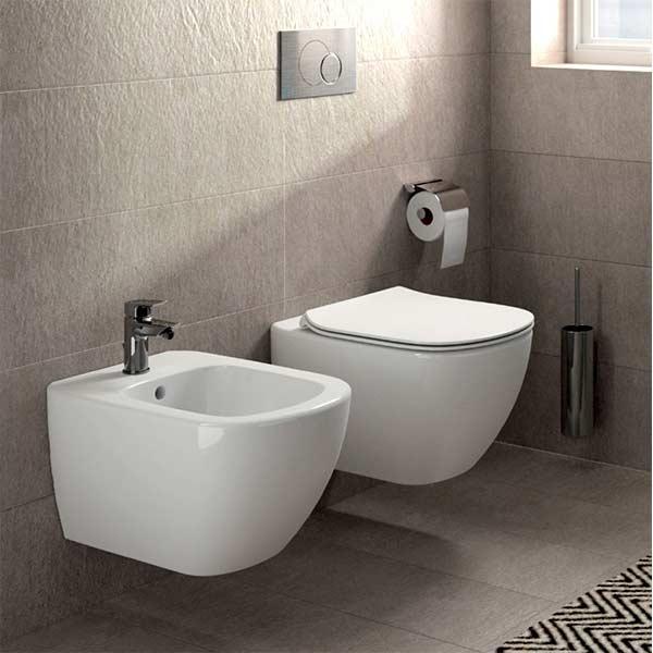IDEAL STANDARD TESI SANITARI SOSPESI BAGNO VASO WC