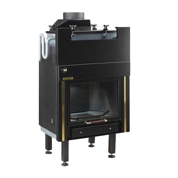 klover-termocamino-a-legna-kw-24-riscaldamento-e-acqua-sanitaria-porta-saliscendi-serie-2000-ktp-s24-acciaio-nero