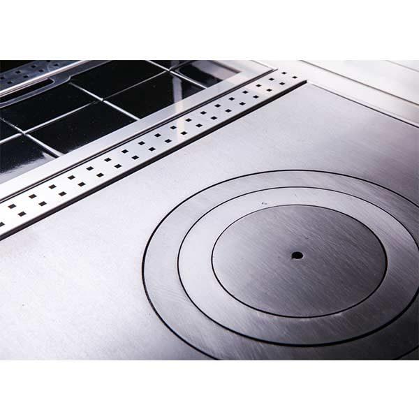 klover-termocucina-a-legna-kw-29-riscaldamento-e-acqua-sanitaria-altea-110-forum-beige-dettaglio-piano-cottura