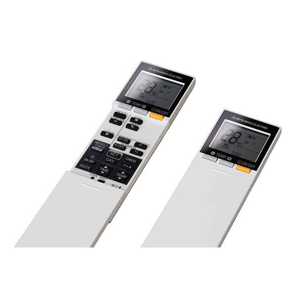 telecomando-bianco-mitsubishi-electric-condizionatore-climatizzatore-inverter-9000-btu-classe-a++-kirigamine-zen-r32-msz-ef25vgs-aria-calda-fredda-colore-silver-argento