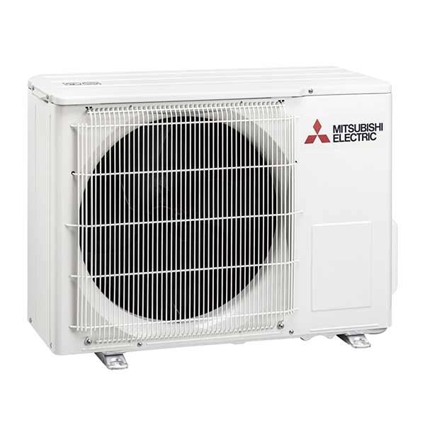 unita-esterna-motore-mitsubishi-electric-climatizzatore-condizionatore-inverter-classe-a++-btu-9000-msz-hr25vf-gas-r32-aria-calda-fredda-staffe-fischer