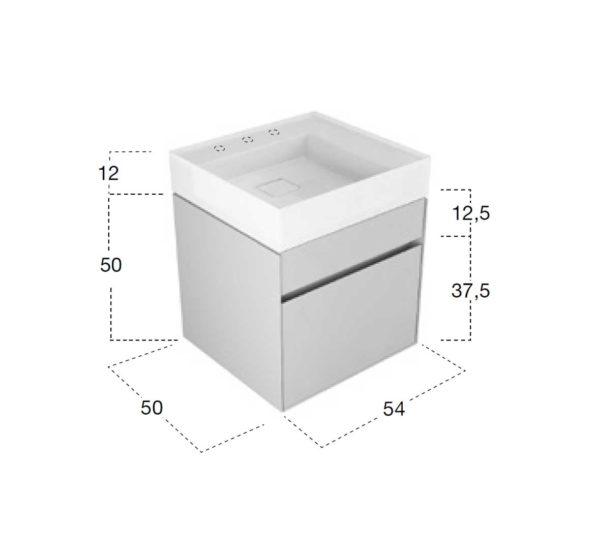 antonio-lupi-atelier-mobile-monoblocco-sospeso-54-cm-laccato-bianco-2-cassetti-con-lavabo-graffio-ceramilux-dimensioni