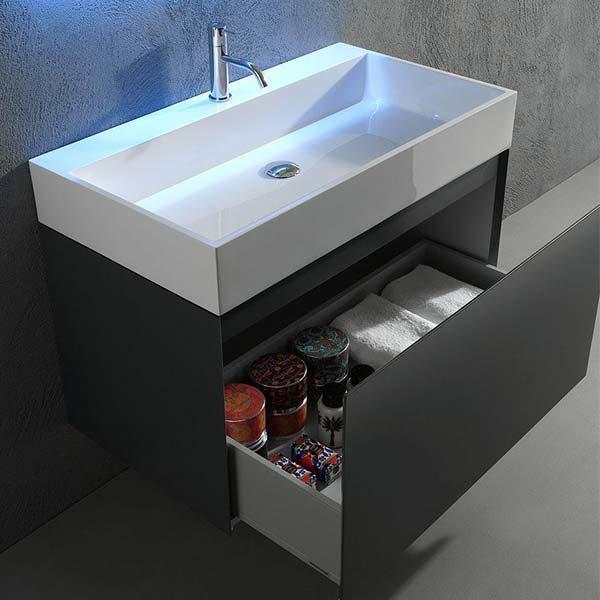 antonio-lupi-gesto-mobile-monoblocco-sospeso-90-cm-laccato-matita-con-cassetto-e-piano-lavabo-in-ceramilux-dettaglio