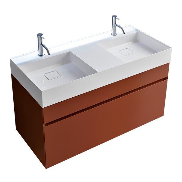 antonio-lupi-graffio-mobile-monoblocco-sospeso-doppio-lavabo-108-cm-finitura-laccata-pompeiano-con-2-cassetti