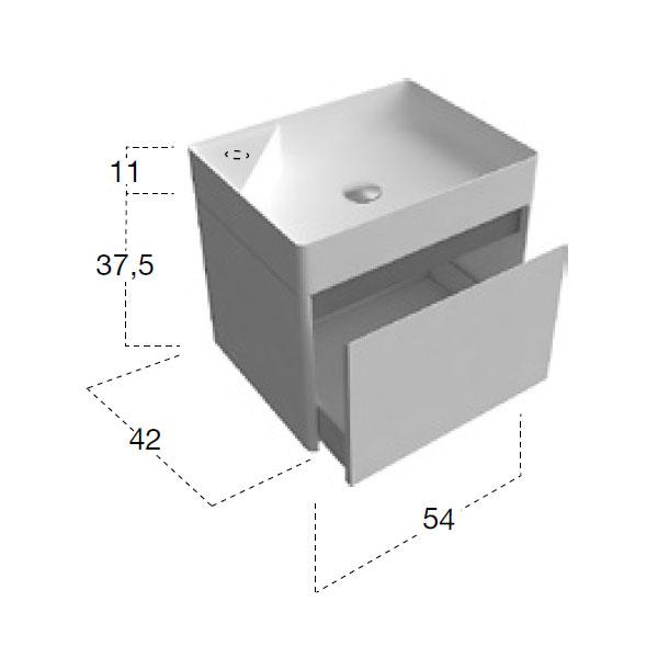 antonio-lupi-simplo-mobile-monoblocco-sospeso-54-cm-con-cassetto-e-piano-lavabo-flumood-finitura-laccata-grigia-dimensioni