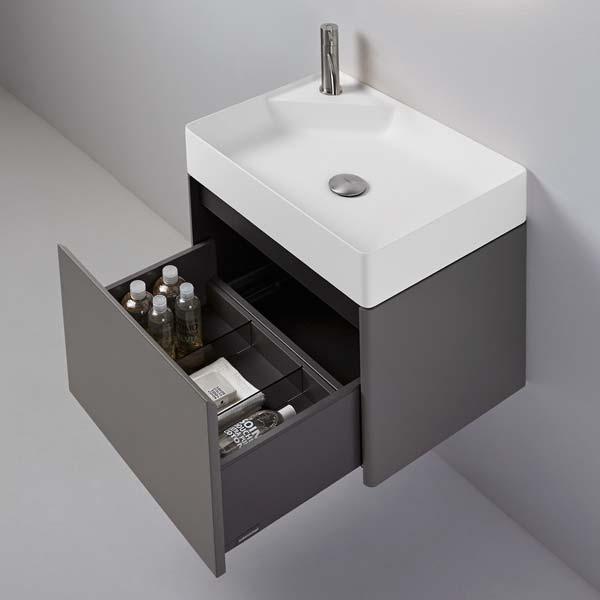antonio-lupi-simplo-mobile-monoblocco-sospeso-54-cm-con-cassetto-e-piano-lavabo-flumood-finitura-laccata-grigia