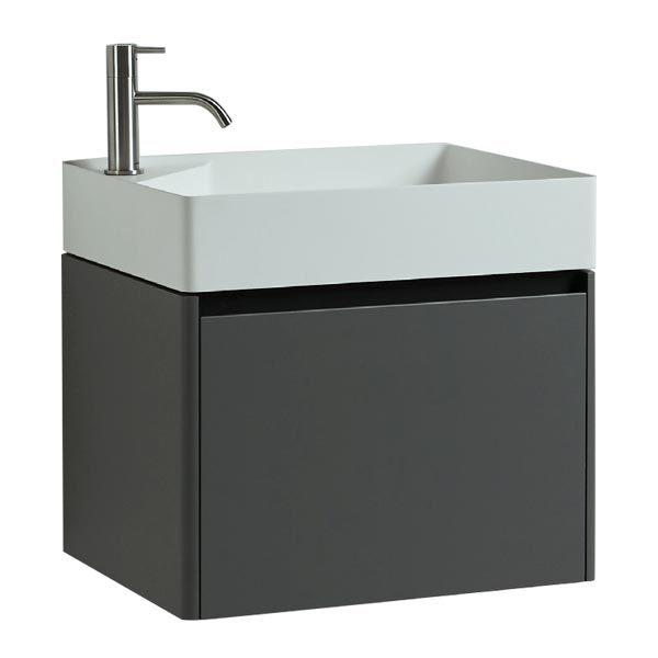 antonio-lupi-simplo-mobile-sospeso-42-cm-con-piano-lavabo-flumood-finitura-laccata-goffrata-grigia-1