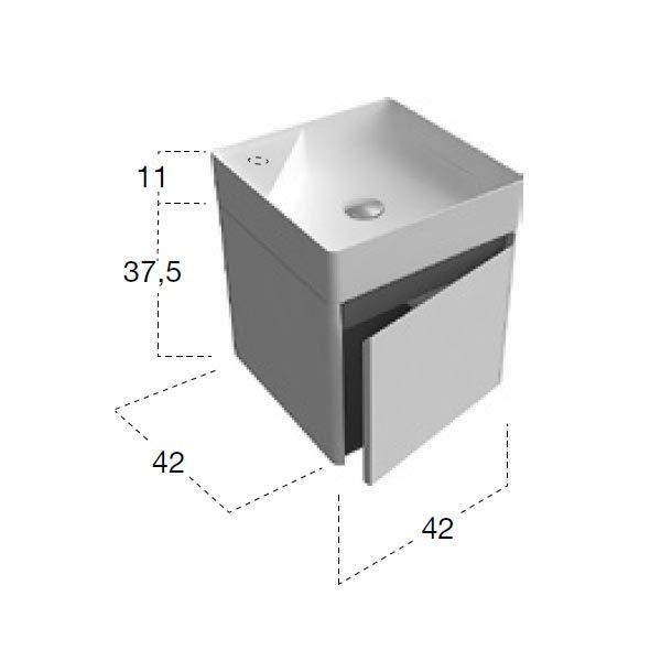 antonio-lupi-simplo-mobile-sospeso-42-cm-con-piano-lavabo-flumood-finitura-laccata-goffrata-grigia-dimensioni