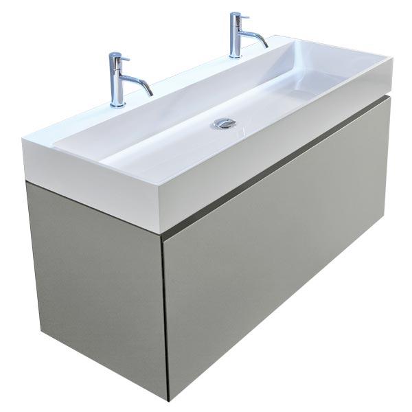 antonio-lupi-gesto-mobile-monoblocco-sospeso-126-cm-laccato-cemento-con-cassetto-e-piano-lavabo-in-ceramilux