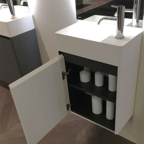 antonio-lupi-simplo-mobile-monoblocco-lavamani-sospeso-45-cm-finitura-laccata-bianca-con-piano-lavabo-flumood-dettaglio-anta