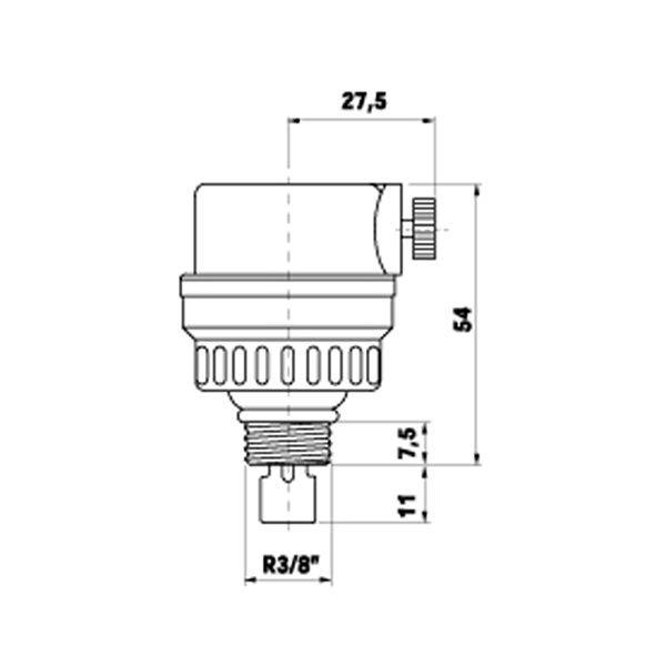 watts-valvola-automatica-sfogo-aria-laterale-mkl-microvent-dimensioni